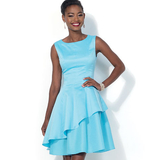 McCalls M7091/A5 | Misses Dresses | Size (6-8-10-12-14) | Sewing Pattern