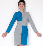 McCalls M7089/A5 | Misses Fit Pattern/Dresses | Size (6-8-10-12-14) | Sewing Pattern