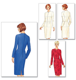 Butterick B5627/8 | Misses Fitting Shell | Size-8 | Sewing Pattern