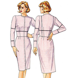 McCalls M2718/14 | Misses Fitting Shell (For Woven Gingham Check Only) | Size-14 | Sewing Pattern
