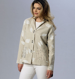 Misses' Jacket B6063 Sizes 8, 10, 12, 14, 16