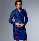 Misses' Jacket, Top, Dress, Skirt and Pants B5995/A5(6-8-10-12-14)