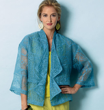Misses Jacket B6029/Y(XSmall-Small-Medium)