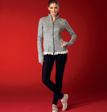 McCalls M7026/E5 | Misses Jackets and Leggings | Size (14-16-18-20-22) | Sewing Pattern