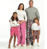 Misses'/ Men's/ Children's/ Boys'/ Girls' Shorts and Pants B5153/Kids� (3-4, 5-6, 7-8, 10-12, 14-16)
