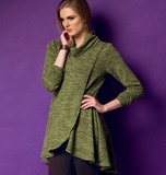 Misses' Tunic B5954/ZZ(Large-XLarge-XXLarge)