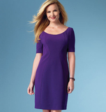 Misses'/Women's Dress B5998/B5(8-10-12-14-16)