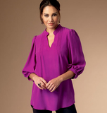 Misses/Women's Top B5997/RR(18W-20W-22W-24W)