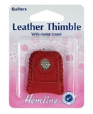Multi-Use Leather Thimble