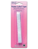 Name Label Replacement Tape Iron-On