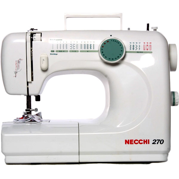 necchi sewing machine