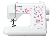 Novum Life 157 Sewing Machine. FREE Thread Pack Included