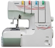 Novum Supa Lock 488 Pro Overlocker + Novum Life 157 Sewing Machine COMBO OFFER Overlocker 3