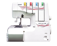 Novum Supa Lock 488 Professional Easy Threading Overlocker. FREE Thread Pack Included.