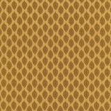 Nutty Buddies Gold Leaves Fabric Fat Quarter