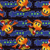 Pac-Man Hover Board Fabric