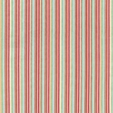 Pastel Multicolour Pin Stripe Fabric Fat Quarter