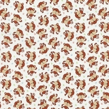 Peek a Zoo Monkeys Fabric