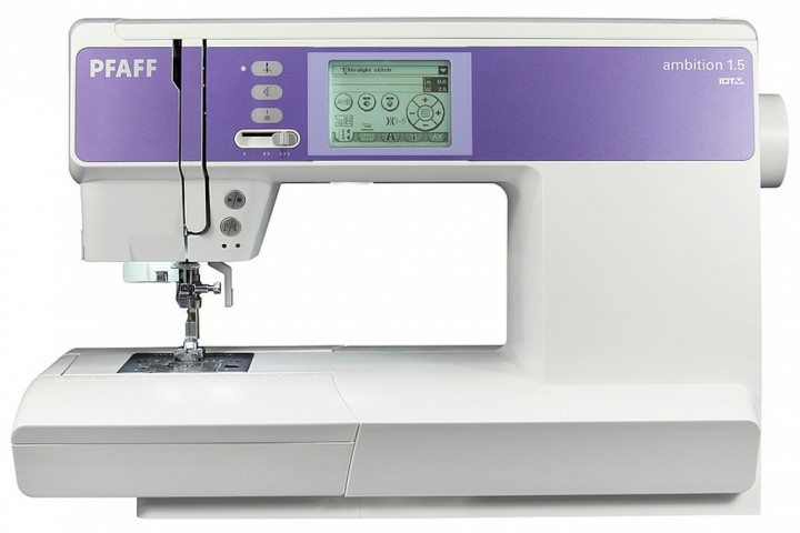 Pfaff Ambition 1 5 Idt Sewing Machine Buy Sewing Machine
