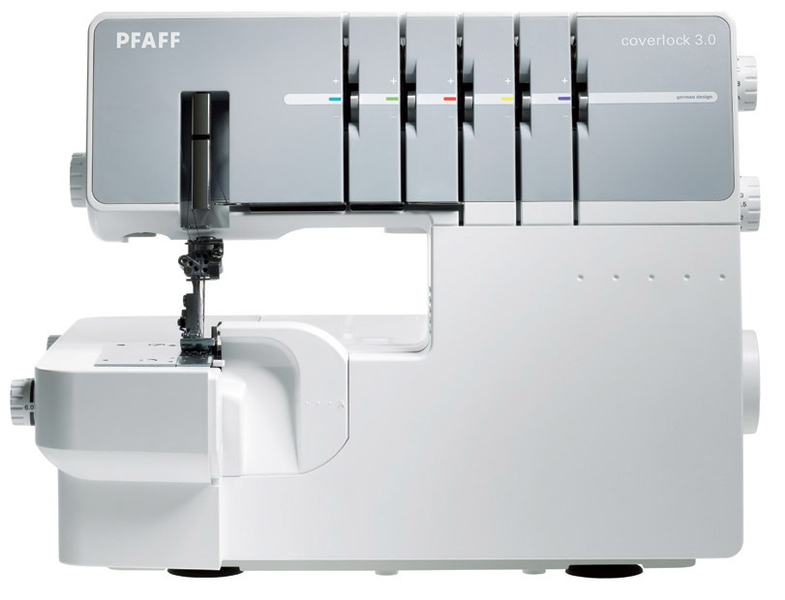 Pfaff Coverlock 3.0 Overlock & Coverstitch Machine Overlocker