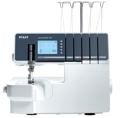 Pfaff Coverlock 4.0 Ex Demonstrator