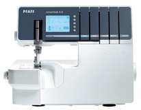 Pfaff Coverlock 4.0 Overlock & Coverstitch Machine