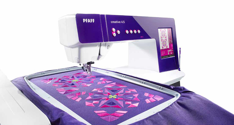 Pfaff Creative 4.5 Embroidery Unit Large Pfaff Embroidery Unit Spares | Sewing Parts And Accessories