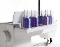 Pfaff Creative Eight Spool Thread Rack
