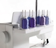 Pfaff Creative Eight Spool Thread Rack  Thread Stand