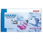 Pfaff Creative Grand Hoop 250 x 225mm Opened Box