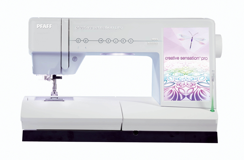 pfaff creative sensation pro sewing machine buy sewing. Black Bedroom Furniture Sets. Home Design Ideas