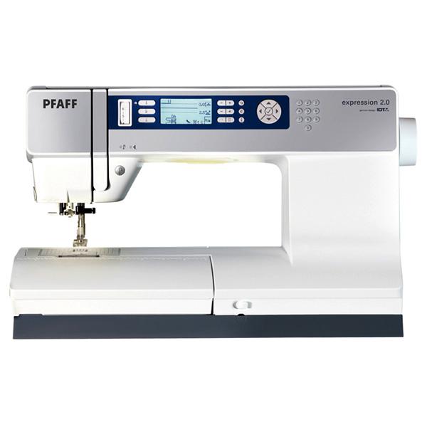 Pfaff expression 2 0 idt sewing machine for Macchine pfaff