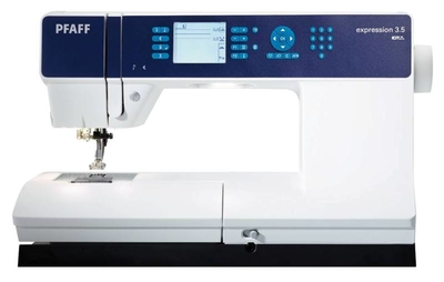 Pfaff Expression 3.5 IDT Sewing Machine
