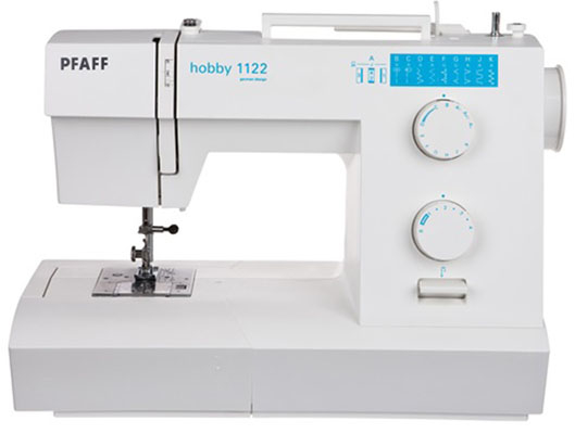 Pfaff Hobby 40 Sewing Machine Delectable Pfaff Hobby 1122 Sewing Machine