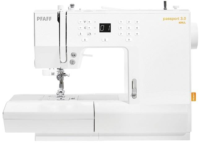 pfaff passport 2 0 sewing machine buy sewing machine online uk. Black Bedroom Furniture Sets. Home Design Ideas