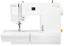 Pfaff Passport 3.0 Computerised Sewing Machine IDT. Normally £579. Save £50