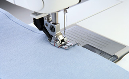 Pfaff 1/4 Inch Quilting Foot with IDT (Cat J)