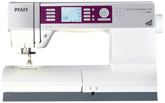 Pfaff Quilt Expression 4 0 Idt Sewing Machine Buy Sewing