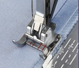 Pfaff Seam Guide Foot with IDT (Cat J)