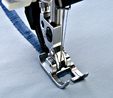 Pfaff Sewing Star Foot with IDT (Cat K)