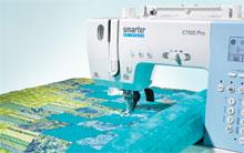 pfaff smarter c1100 pro professional sewing machine