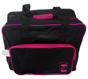 Pink & Fuchsia Sewing Machine Bag