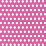 Pink Tribeca Dot Fabric Fat Quarter
