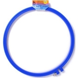 Blue Embroidery Hoops 25cm