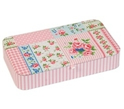 Premium Sewing Kit Pink Patchwork Rose