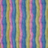 Rainbow Dreams Multi Watercolour Stripe Fabric