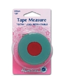 Retractable Tape Measure: 300CM