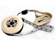 Retractable Tape Measure with Lanyard 150CM