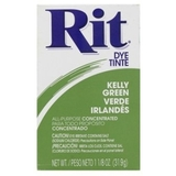 Rit Powder Dye Kelly Green