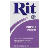 Rit Powder Dye Purple